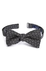 Triads Designer Clothing The Tie Bar Triad Silk Bow Tie Nordstrom