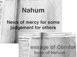 Image result for THE BOOK OF NAHUM