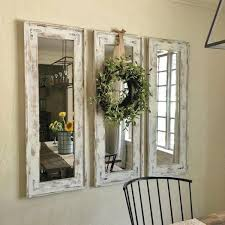 dining room wall decor with mirror. Rustic Home Decor Ideas | Refresh Restyle Dining Room Wall With Mirror E