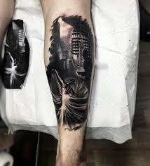 Tetování Hubední Motiv Tetování Tattoo