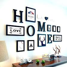 ideas for hanging family photos on the wall family photo wall collage wall picture frames collage ideas for hanging family