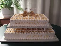 Wedding Reception Sheet Cakes Cakecentralcom