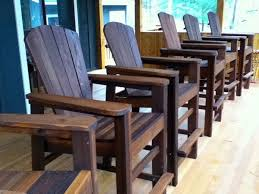 Bar Height Adirondack Chairs From Scrap Wood Tall Adirondack Chair