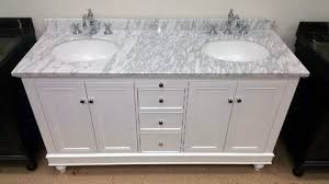 marble bathroom vanity. 60\ Marble Bathroom Vanity