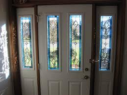 front doors chic glass front door insert leaded glass