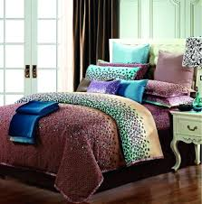 purple and aqua bedding cotton purple blue comforter bedding set king size queen size satin duvet cover bedspread sheets bed in a bag sheet