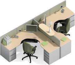 cubicle for office. used office cubicles for businesses nationwide from refurbished furniture cubicle
