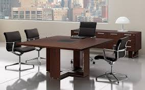 office table models.  models 3d models  office furniture square meeting table inside office