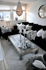silver living room