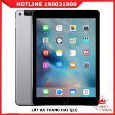 Máy tính bảng Ipad Air 2 - 64GB WiFi + 4G (Cellular) Gray 99 | Máy tính bảng