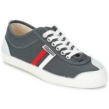 <b>Kawasaki</b> RETRO CORE Grey / Red / White / Striped - <b>Free delivery</b> ...
