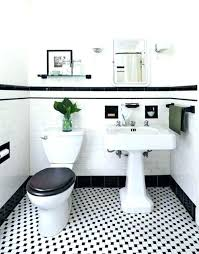 excellent bathroom paint colors with white tile black and white tiles for bathroom retro black white