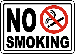 No Smoking Signage No Smoking Sign By Safetysign Com