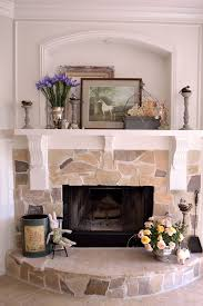 french country cottage feathered nest friday cottage fireplacefireplace wallfireplace surroundsfireplace