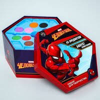 «<b>Набор</b> школьниика <b>Marvel</b> Ultimate Spider-Man, 5 предметов ...