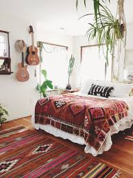 bohemian style bedroom decor. Beautiful Bohemian 25 Bohemian Bedroom Decor Ideas That Will Make You Want To Redecorate ASAP   Stylecaster In Style Pinterest