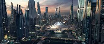 Futuristic Concepts Future Cities Concept Art Architecture Urban Planning
