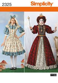 Halloween Costume Sewing Patterns Magnificent Design Ideas
