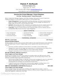 Petroleum Engineer Sample Resume Resident Engineer Sample Resume Shalomhouseus 20