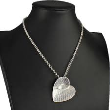 details about textured silver plated large heart pendant choker belcher chain necklace