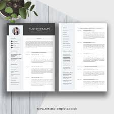 2019 Fully Editable Ms Word Resume Cv Template