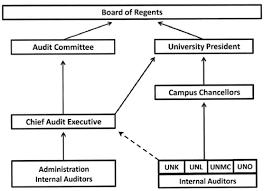 Contacts Organizational Chart Internal Auditor