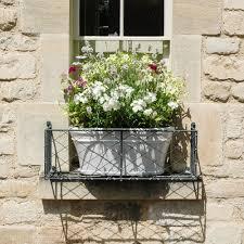 Flower Window Box Designs 25 Simple Metal Window Boxes Design For Flower Basket
