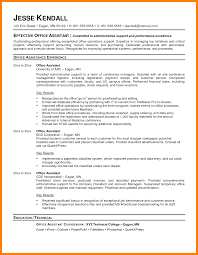 12 Medical Administrative Assistant Resume Informal Letters