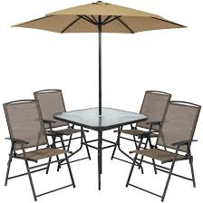 amazing piece folding patio dining set tan u best choice s picture of outdoor chairs styles and ideas sxs awesome askholmen chair ikea trends garden