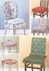 modern furniture dining table chair pads chair covers pads sewing pattern oop htf