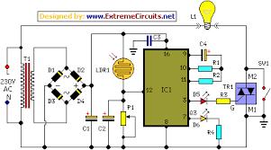 midnight security light circuit schematic circuit diagram schematic circuit diagram midnight security light circuit diagram