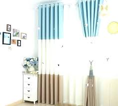 Blue And Brown Curtains Brown Bedroom Curtains Curtains For By Boy Bedroom  Nursery Decor White Blue . Blue And Brown Curtains ...