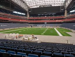 Reliant Seating Chart Football Nrg Stadium Section 135 Seat Views Seatgeek