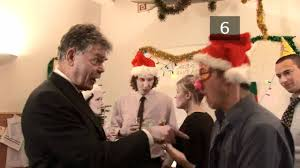 how to behave at the office christmas party