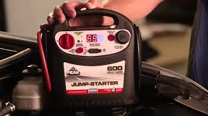 how to jump start your vehicle with the peak 600 amp jump starter Sure Start Battery Charger Diagram how to jump start your vehicle with the peak 600 amp jump starter feat joe thomas Sure Start Battery Charger Heavy Duty