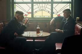Steven Knight on his childhood glimpse at the Peaky Blinders world to  working with Brad Pitt | Royal Television Society