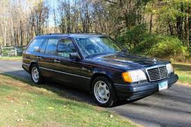 Mercedes E320 Wagon with an AMG Inline-six – Engine Swap Depot
