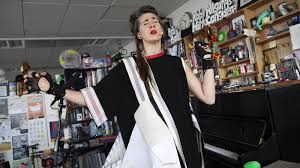 Video: Watch <b>Imogen Heap</b> Perform At The Tiny Desk : NPR