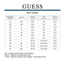 Organized Ladies Pant Size Conversion Chart Universal