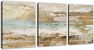 Modern Abstract Canvas Wall Art Vintage Abstract ... - Amazon.com