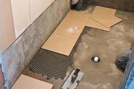replacing bathroom floor tile laying bathroom floor tile fresh tips installing tile floor in bathroom removing