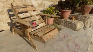 furniture made from skids. i furniture made from skids o