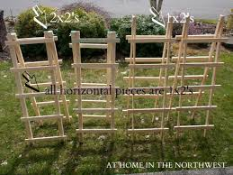 Small Picture Garden Trellis Tutorial
