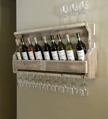 Pallet Furniture Pictures Outstanding Pallet Wine Shelf 92 Pallet Furniture Winesburg Diy
