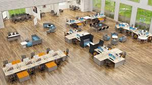 open floor office. Unique Office Fixing The Open Office Good Floor Plan Layout Beautiful  On O