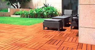 exotic outdoor deck tiles ideas