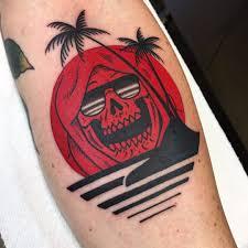 Sessions Frankie Caracciolis Death In Paradise Tattoos Tattoodo