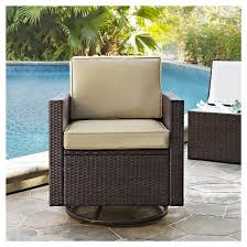 Palm Harbor Outdoor Wicker Chaise Lounge  Weathered Gray Palm Harbor Outdoor Furniture