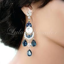 chandelier earrings blue best earrings images on chandelier earrings blue pertaining to modern house dark blue chandelier earrings blue