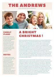 family newsletter customize 74 family newsletter templates online canva